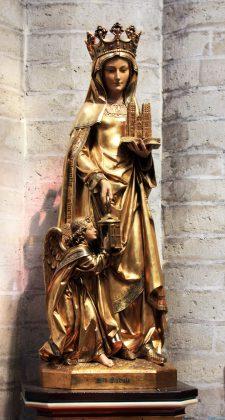 Cathédrale des Sts Michel et-Gudule- Bruxelles