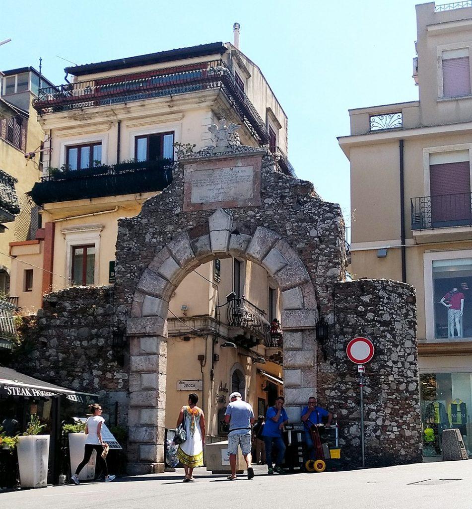 Porta Messina- Порта Месина Сицилия, Италия