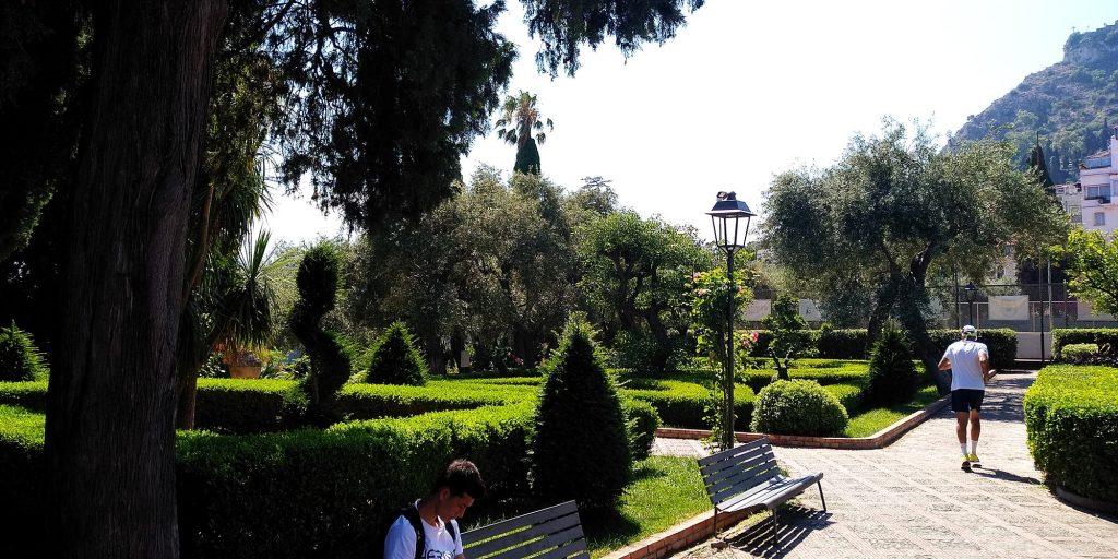 Градините в Таормина